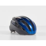Cyklistická přilba Bontrager Specter WaveCel Alpine Blue/Deep Dark Blue; / Metalízový/Lesk
