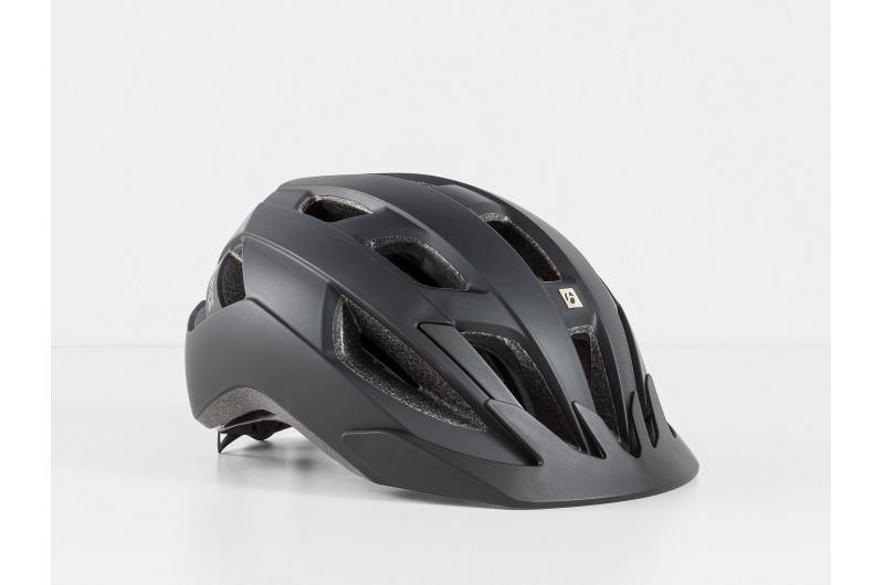 Cyklistická přilba Bontrager Solstice MIPS Black M/L
