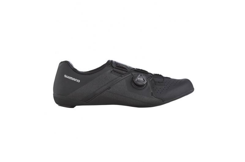 SHIMANO cyklistické tretry SH-RC300 černá