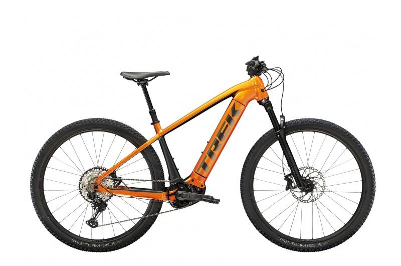 TREK elektrické kolo Powerfly 7 2022 Factory Orange/Lithium