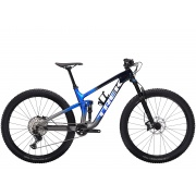 TREK elektrické kolo Top Fuel 9.7 2022 Blue Smoke/Alpine/Quicksilver Fade