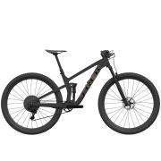 TREK elektrické kolo Top Fuel 9.9 XTR 2022 Matte Raw Carbon