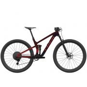 TREK elektrické kolo Top Fuel 9.9 XTR 2022 Carbon Red Smoke/Trek Black