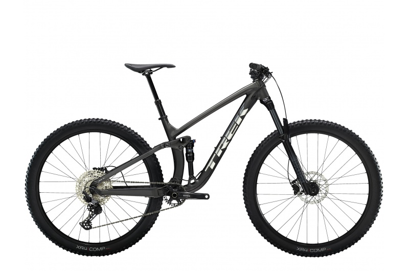 TREK elektrické kolo Fuel EX 5 2022 Matte Dnister Black