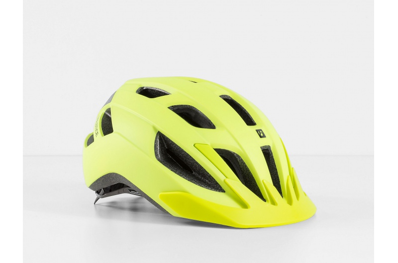 Cyklistická přilba Bontrager Solstice MIPS Radioactive Yellow M/L