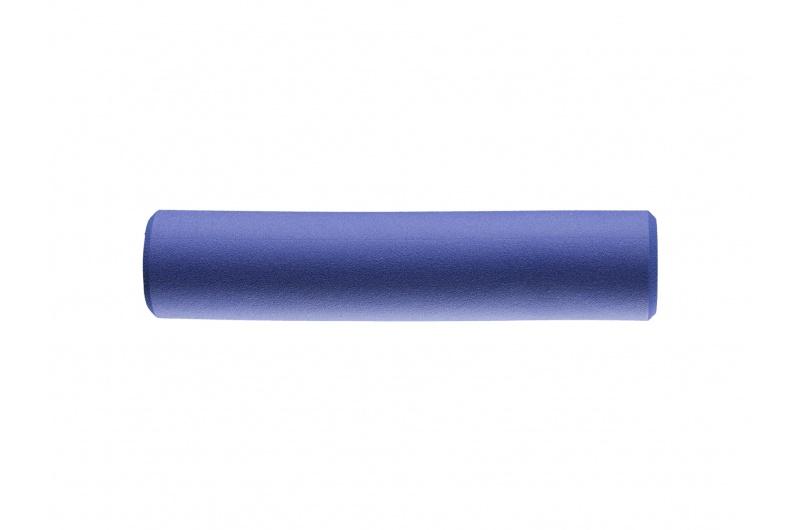 Silikonový grip Bontrager XR, modrá