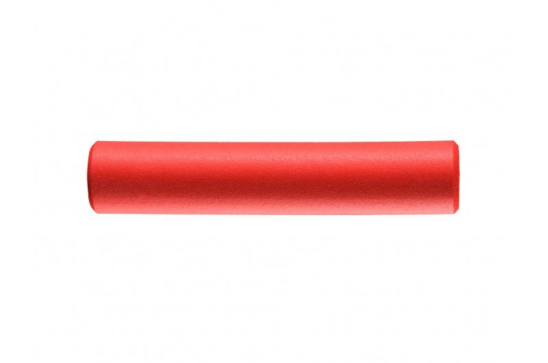 Silikonový grip Bontrager XR, červená