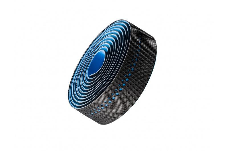 Omotávka Bontrager Grippytack černá/modrá