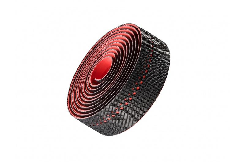 Omotávka Bontrager Grippytack černá/červená