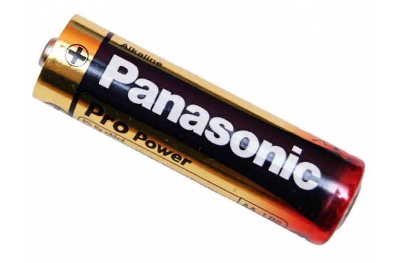 PANASONIC baterie AAA alkaline 1ks